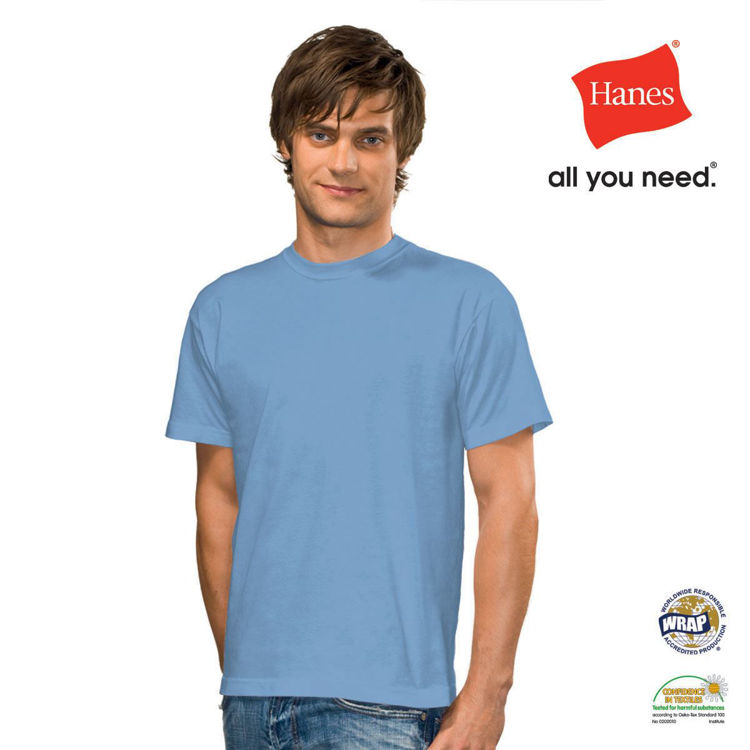 Picture of Hanes Men's Heavyweight T