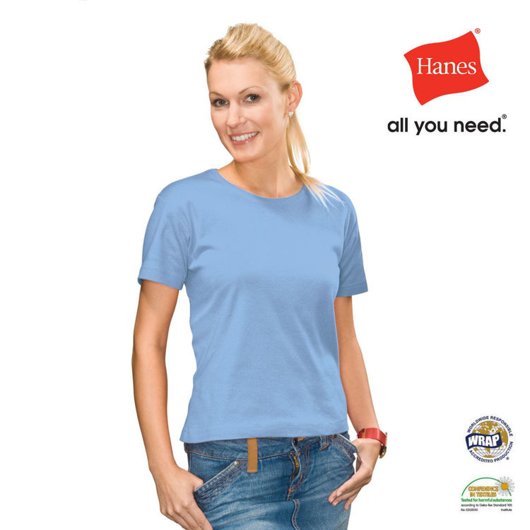 Picture of Hanes Women's Premium T