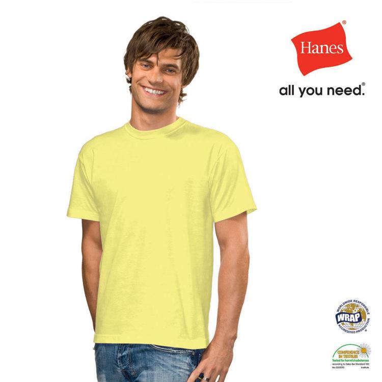 Picture of Hanes Men's Beefy-T