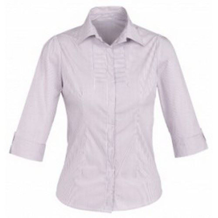 Picture of Berlin Ladies 3-4 Sleeve business Shirt