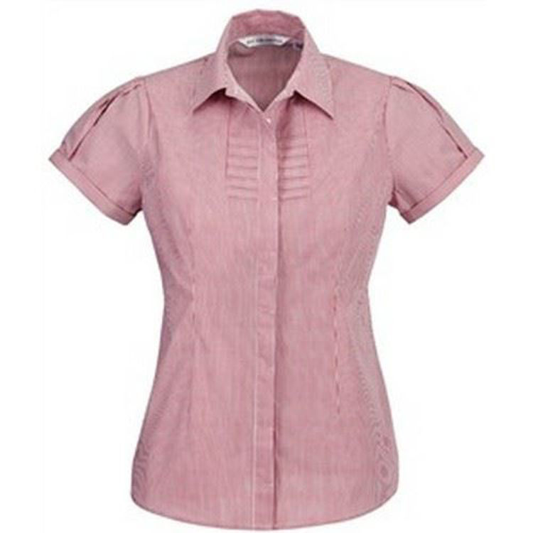Picture of Berlin Ladies Short Sleeve Shirt
