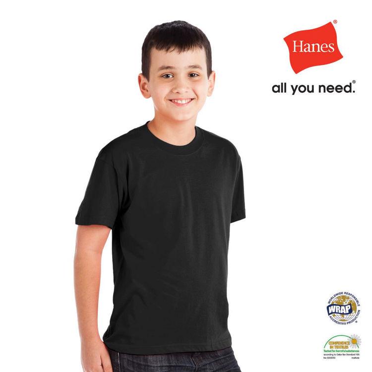 Picture of Hanes Junior Classic T