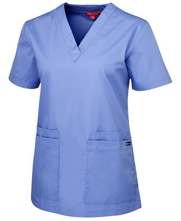 Picture of JB'S  LADIES SCRUBS TOP