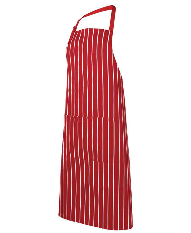 Picture of JB'S BIB STRIPED APRON
