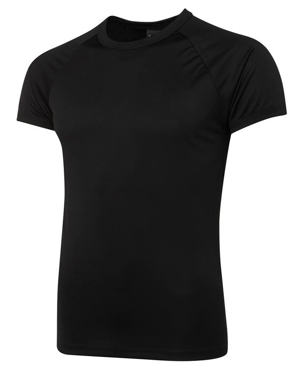 Picture of JB'S FITTED RAGLAN TEE