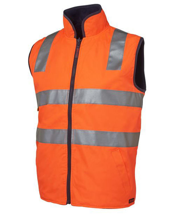 Picture of JB'S HI VIS (D+N) REVERSIBLE VEST