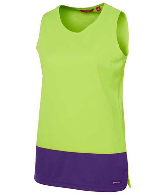 Picture of JB'S HV LADIES TRAD SINGLET