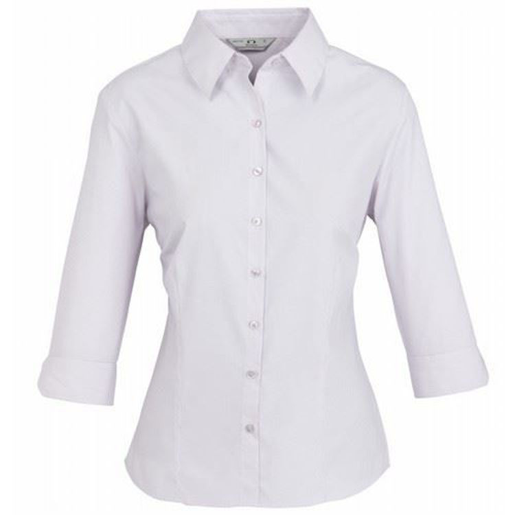 Picture of Ladies 3-4 Sleeve Signature Shirt
