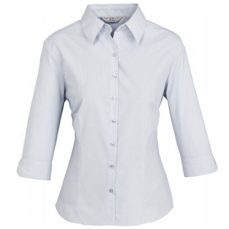 Picture of Ladies 3-4 Sleeve Signature Shirt