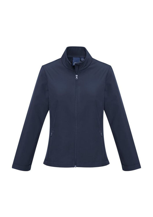 Picture of Ladies Apex Lightweight Softshell Jacket
