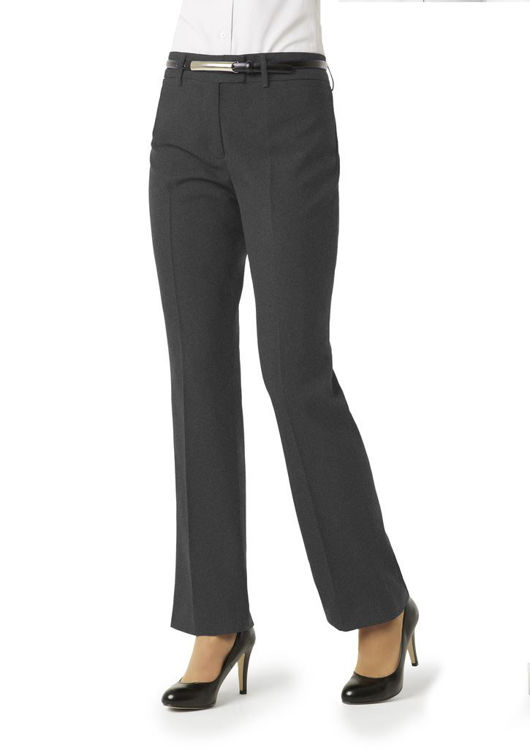 Picture of Ladies Classic Flat Front Pant