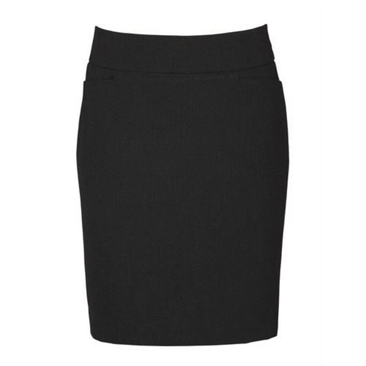 Picture of Ladies Classic Knee Length Skirt