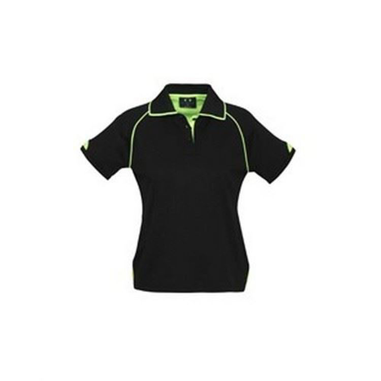 Picture of Ladies Fusion Polo