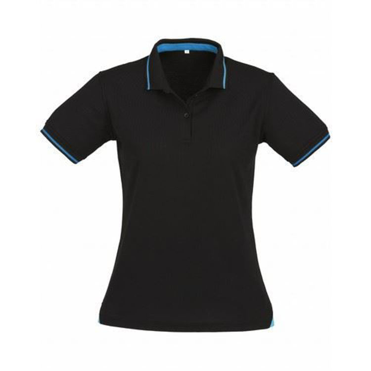 Picture of Ladies Jet Short Sleeve Polo