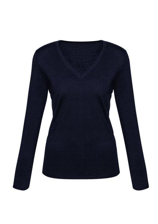 Picture of Ladies Milano Pullover