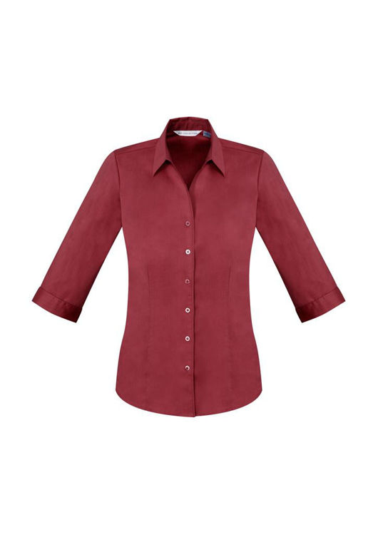 Picture of Ladies Monaco 3-4 Sleeve Shirt