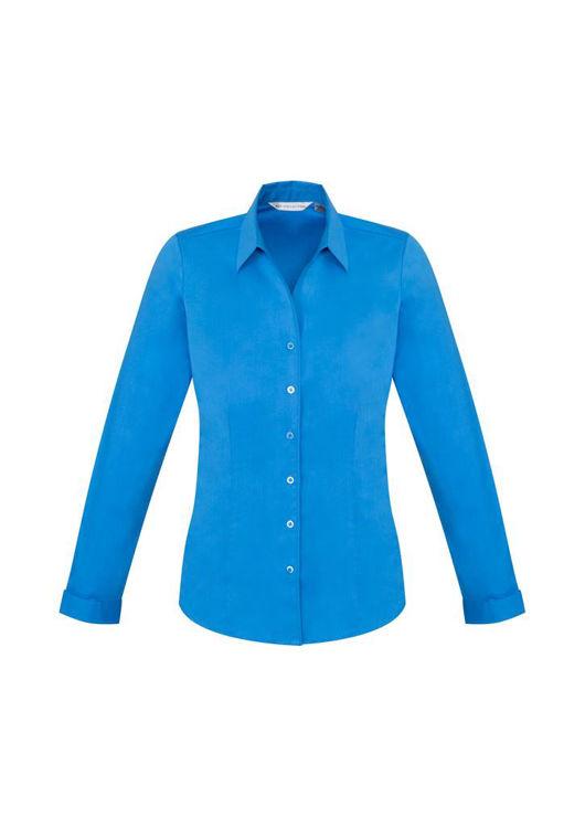 Picture of Ladies Monaco Long Sleeve Shirt