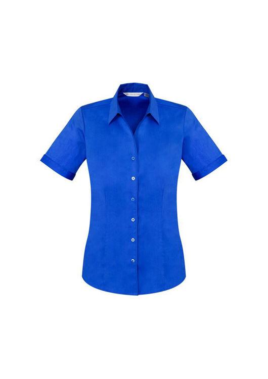 Picture of Ladies Monaco Short Sleeve Shirt