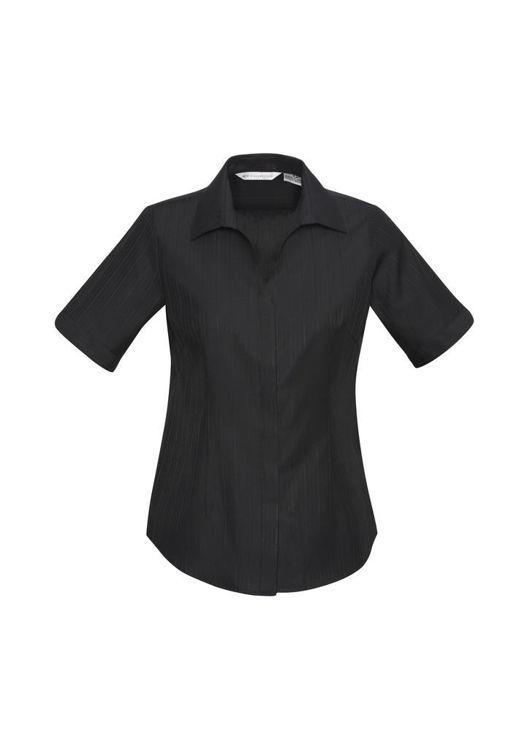 Picture of Ladies Preston Short Sleeve Shirt