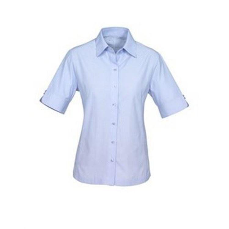 Picture of Ladies Short Sleeve Ambassador Shirt