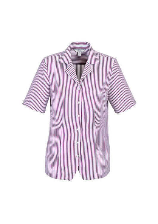 Picture of Ladies Stripe Oasis Overblouse
