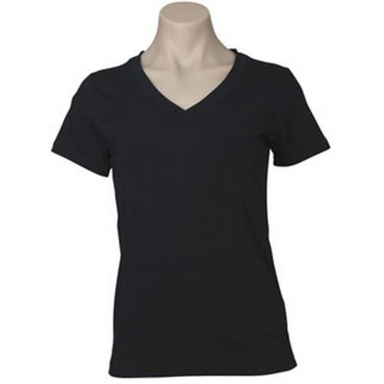 Picture of Ladies V~Stretch Tee