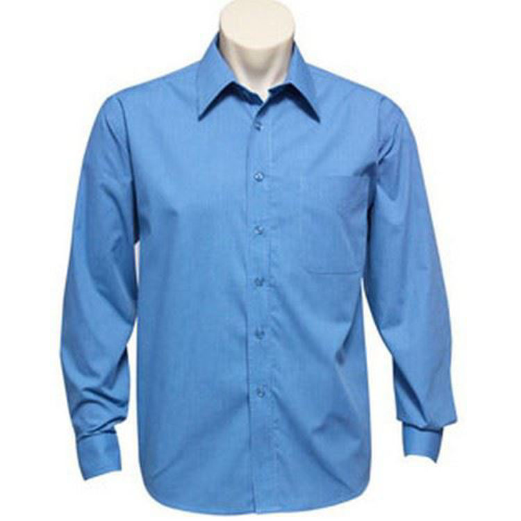 Picture of L-S MENS MICRO CHK SHIRT