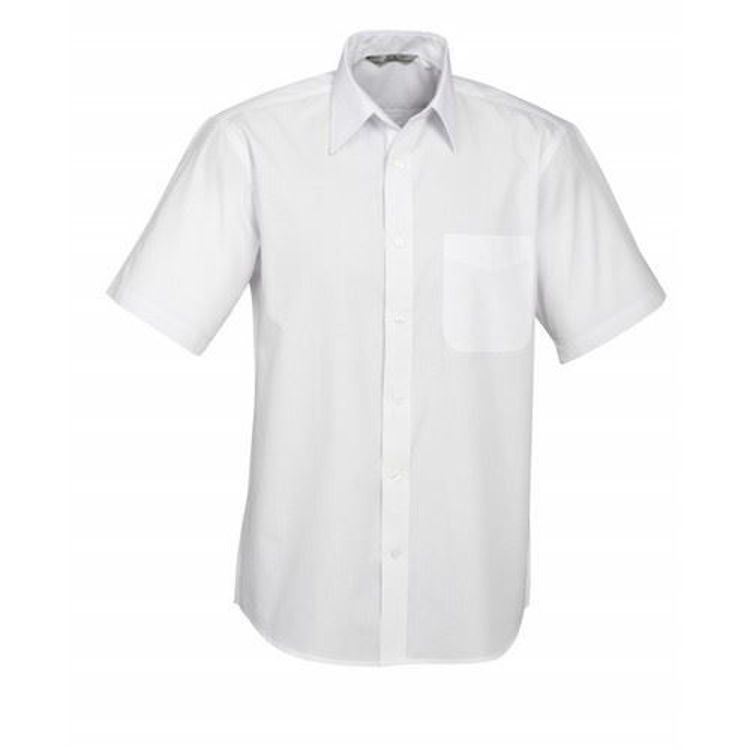 Picture of Mens Base Shirt - Short Sleeve