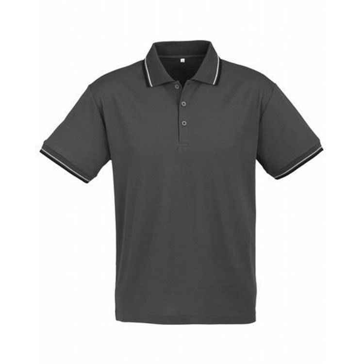 Picture of Mens Cambridge Short Sleeve Polo