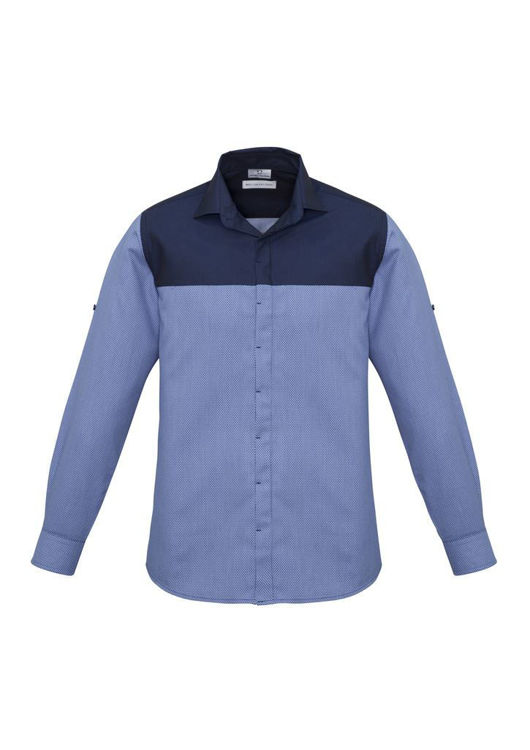 Picture of Mens Havana Long Sleeve Shirt