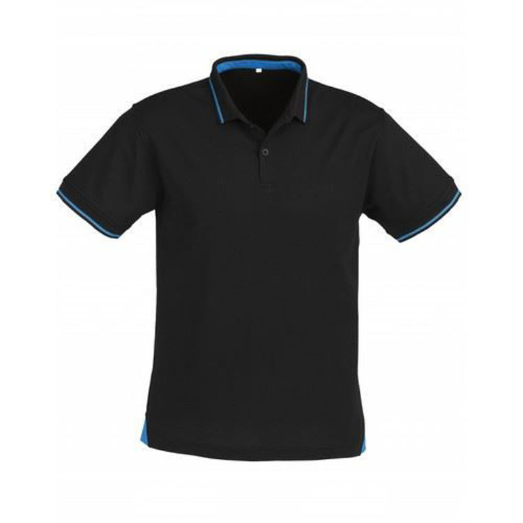 Picture of Mens Jet Short Sleeve Polo