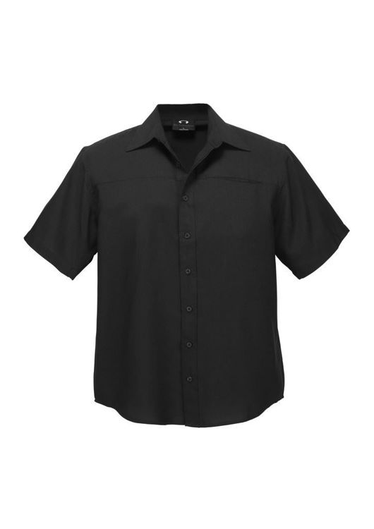 Picture of Mens Plain Oasis Short Sleeve Shirt