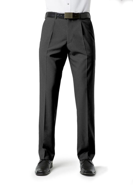 Picture of Mens Pleat Front Pant