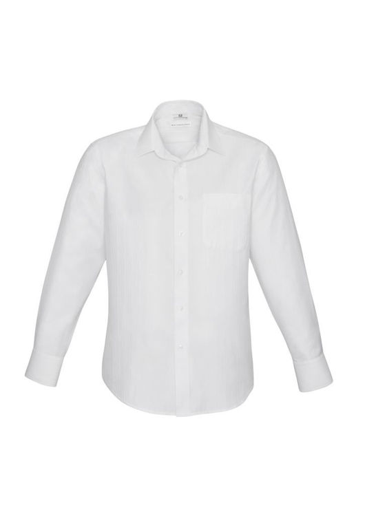 Picture of Mens Preston Long Sleeve Shirt