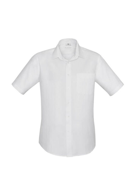 Picture of Mens Preston Short Sleeve Shirt
