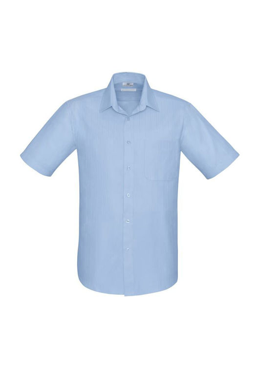 Picture of Mens Preston Short Sleeve Shirt