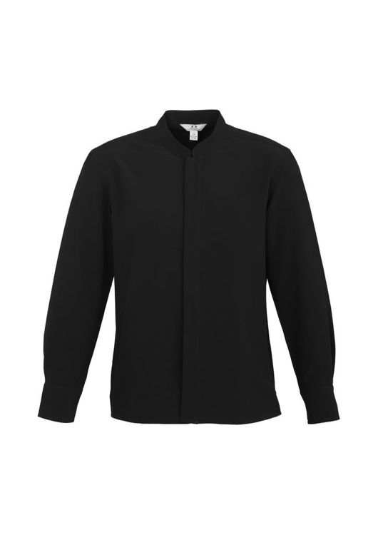 Picture of Mens Quay Long Sleeve Shirt