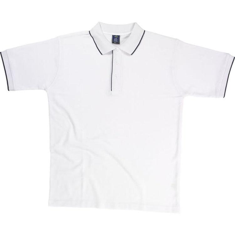 Picture of Men's Trim Polo