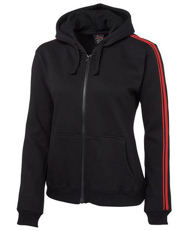 Picture of PDM LADIES P-C DUAL STRIPE F-Z