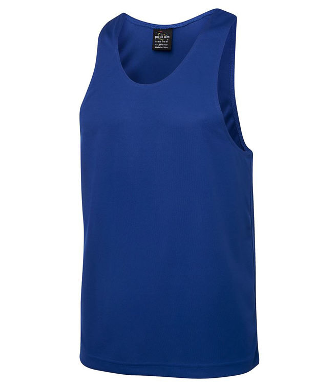 Picture of PODIUM POLY SINGLET