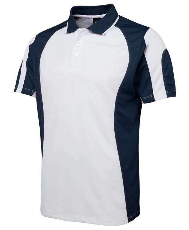 Picture of PODIUM SPLICED POLO