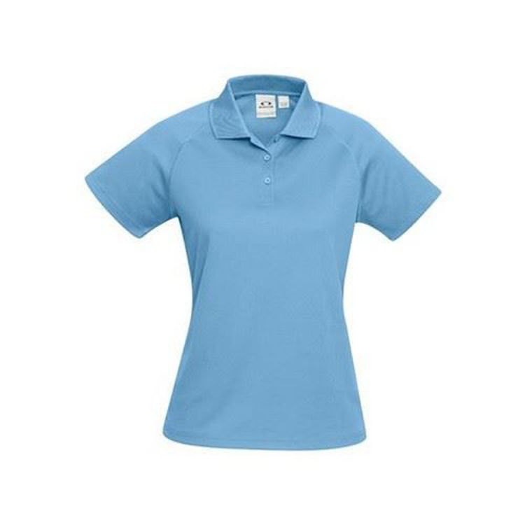 Picture of Sprint Ladies BizCool Polo