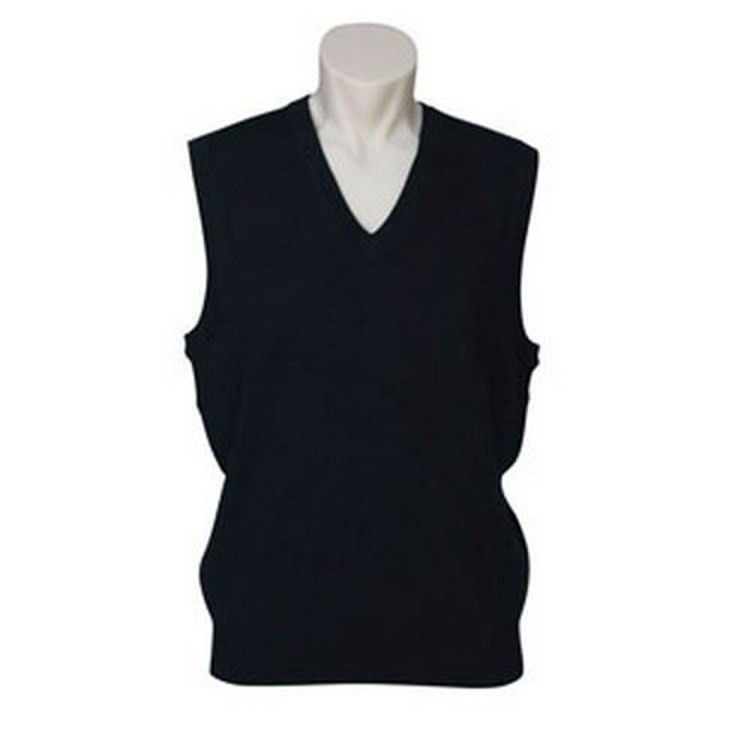 Picture of V-NECK WOOL MIX VEST