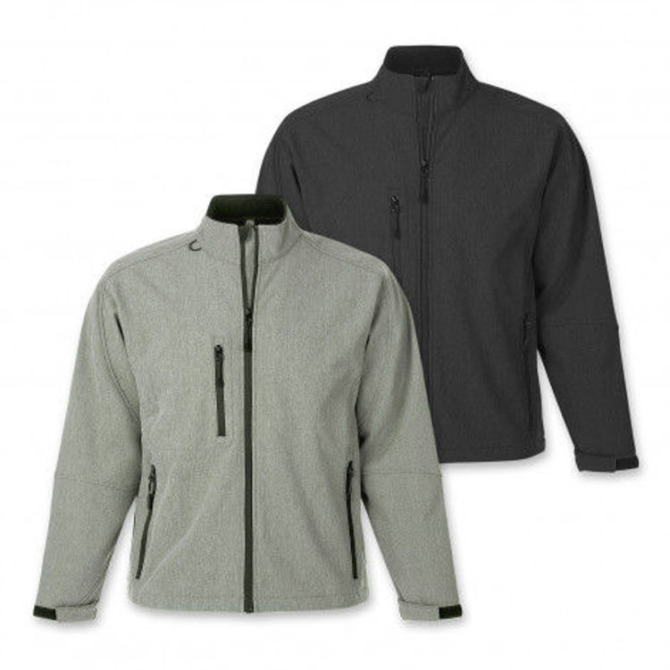 Picture of SOLS Relax Softshell Jacket