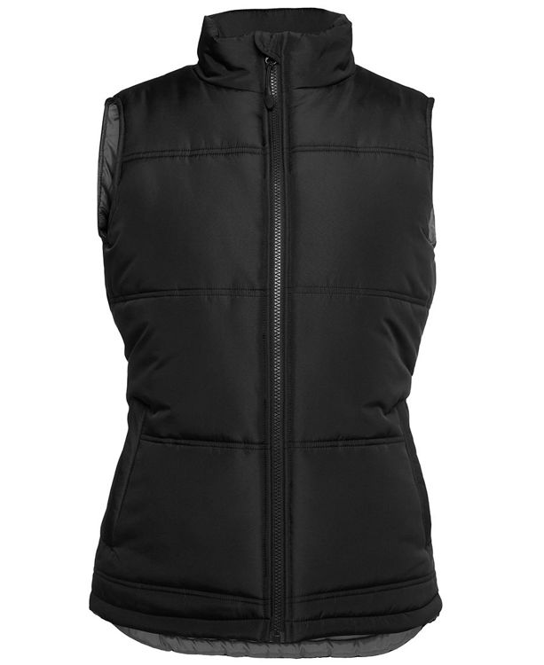 Picture of JB's LADIES ADVENTURE PUFFER VEST