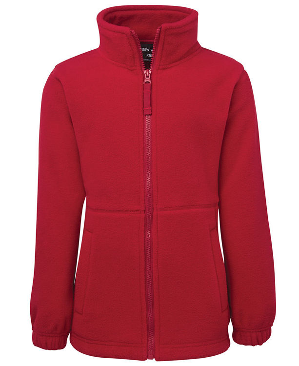 Picture of JB's KIDS FULL ZIP POLAR