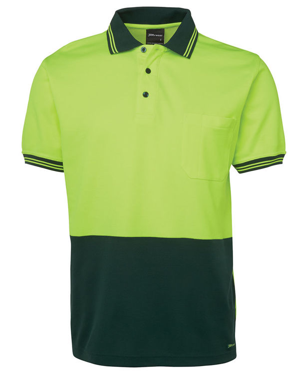 Picture of JB's HV S/S COTTON BACK POLO