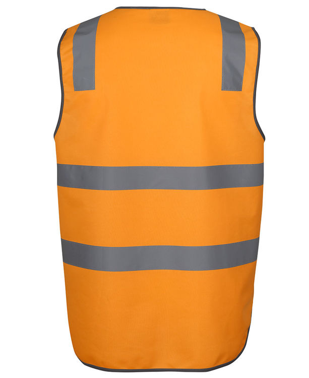 Picture of JB's AUST. RAIL (D+N) SAFETY VEST