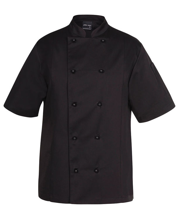 Picture of JB'S  S-S VENTED CHEF'S JACKET