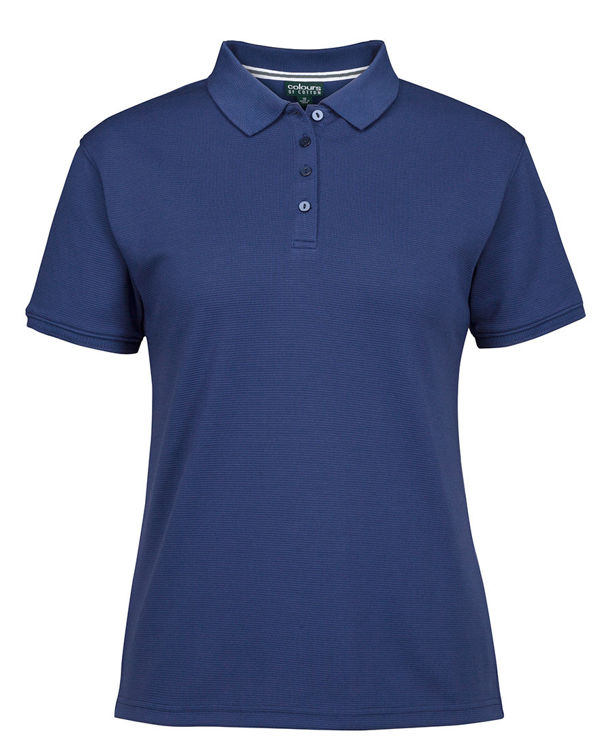 Picture of C OF C LADIES OTTOMAN POLO